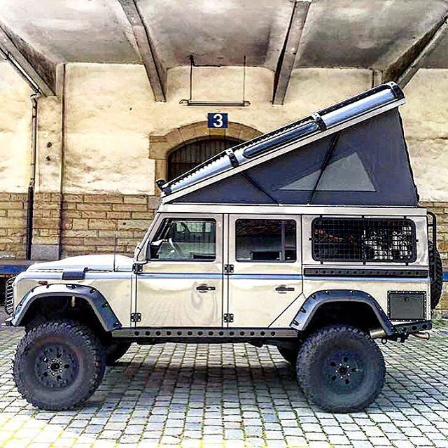 #Landrover super #Defender 110""