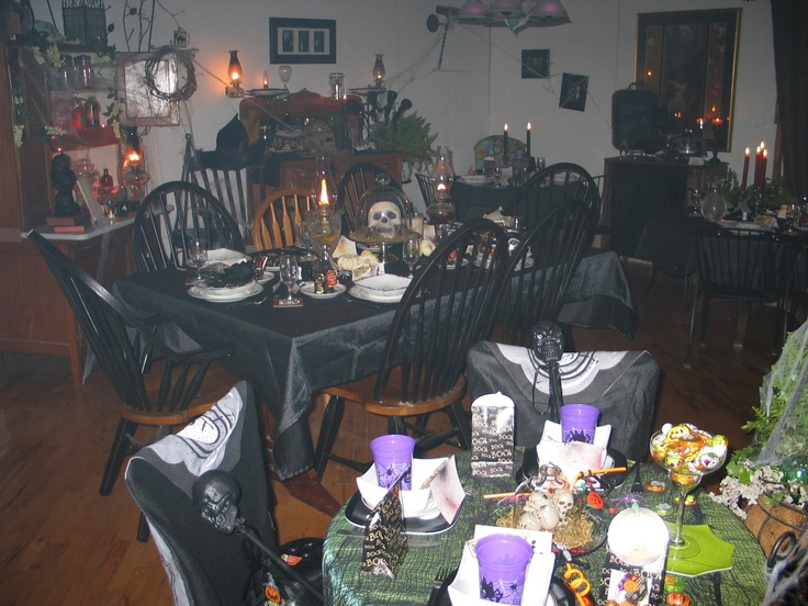 """The Shabby Shack: Preview """"HaLLoWeeN aT mY hOuSe"""""""
