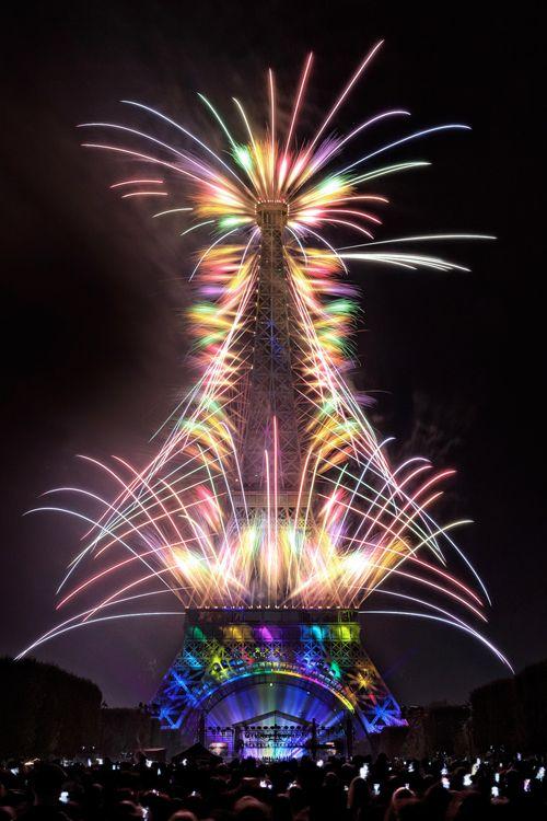 "❥‿↗⁀♥ simply-beautiful-world "" Eiffel Tower | 69Marius """