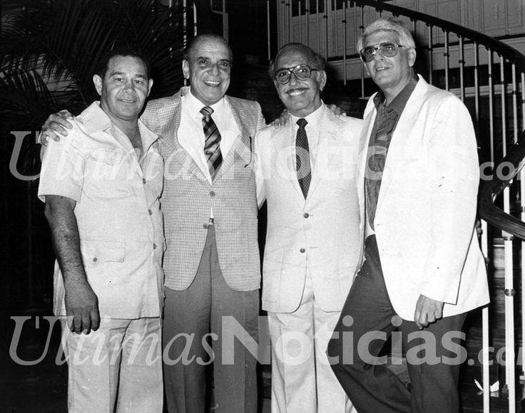 Renato Capriles, fue fundador y director de la orquesta Los Melódicos. Foto: Archivo Fotográfico/Grupo Últimas Noticias