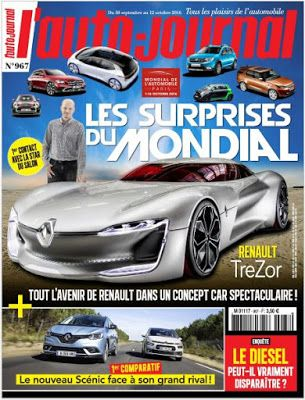 telecharger ebook gratuit francais pdf and epub: Telecharger L'Auto-Journal N°967 - 30 Septembre au...