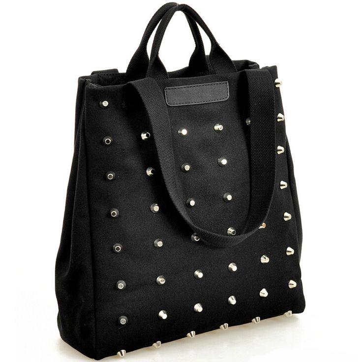 Canvas Hand Shoulder Tote Bag Women Messenger Bag Ladies Handbags Bolsa Feminina Bolsas Bolsos Mujer Sac A Main Femme De Marque //Price: $19.96 & FREE Shipping //     #womenfashion