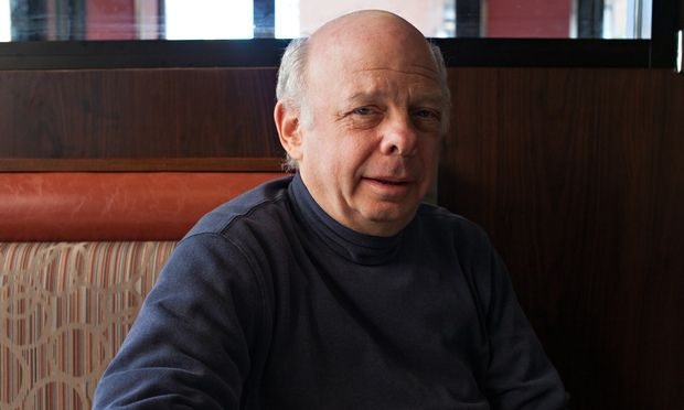 .....But Wallace Shawn wants to open your eyes to sweatshops, starvation and torture.