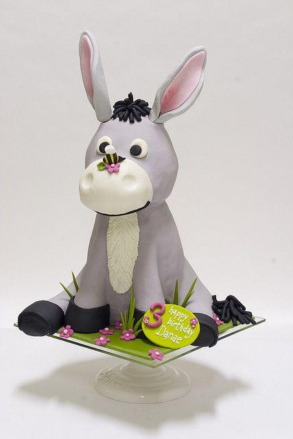 Donkey Cake by studiocake, via Flickr