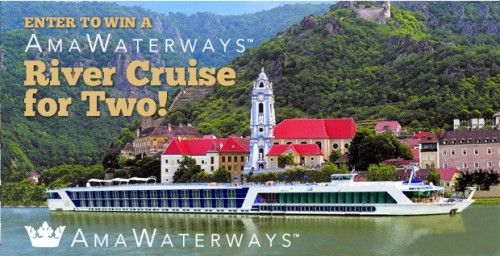 Win a trip for 2 down the Rhine at Christmas!