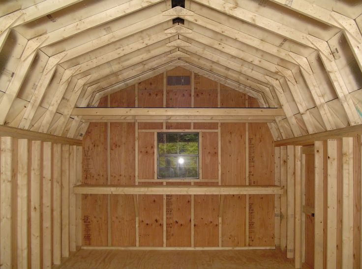 The 25 best 10x12 shed plans ideas on Pinterest 10x12 shed
