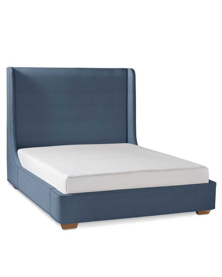 Wickham Shelter Bed - Beds & Headboards | Serena and Lily