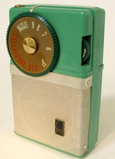Transistor Radio...1957