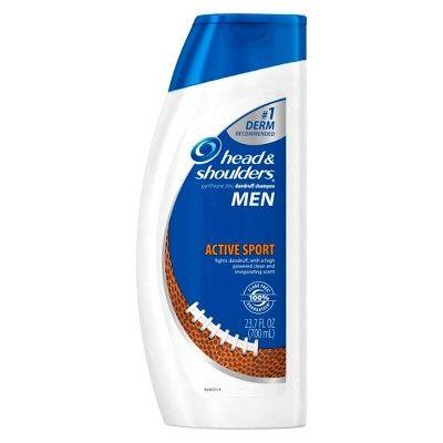 Head & Shoulders Refresh Dandruff Shampoo For Men 23.7 Fl Oz