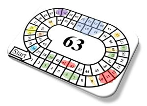 Speel ganzenbord met de tafels om de tafels nog beter te oefenen. Gratis te…