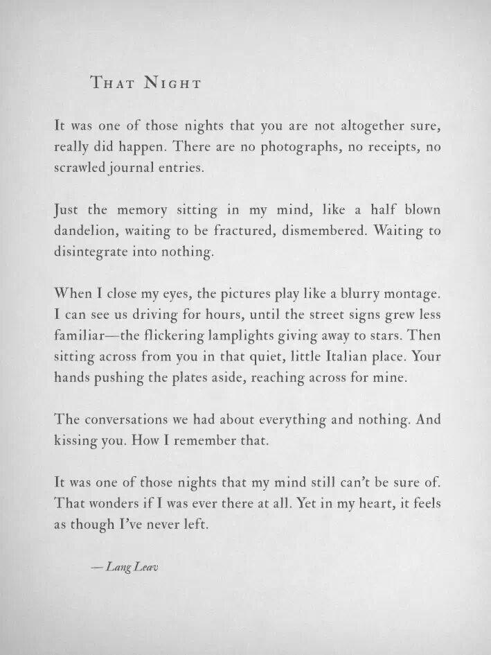 Love this author