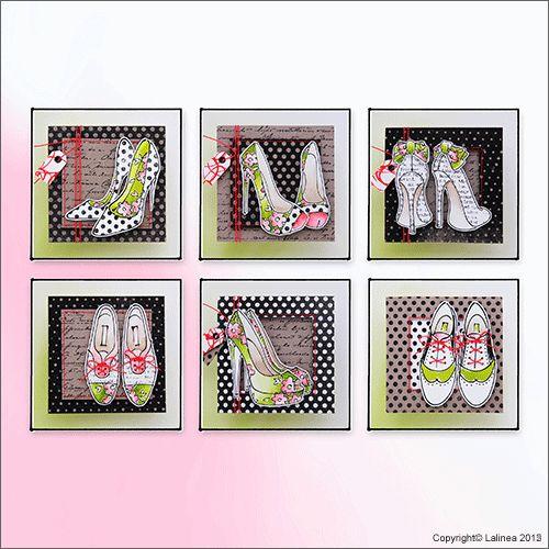 BSP0636 Bundelset Schoenenkaarten foto 2