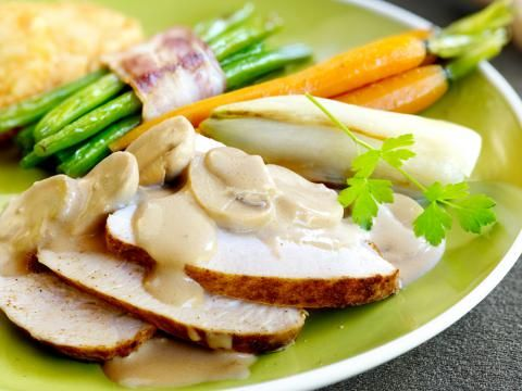De kalkoen zit in de oven, de feesttafel staat klaar… Nu nog een lekkere saus maken. Wij helpen je daarbij.