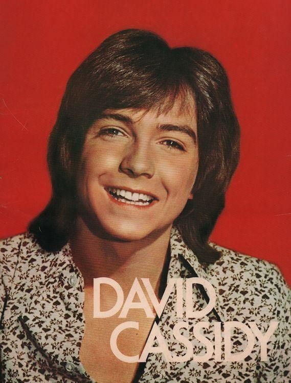 David Cassidy 1972 Rock Me Baby Livro programa de concerto tour in Memorabilia de entretenimento, Memorabilia de música, Rock e Pop | eBay