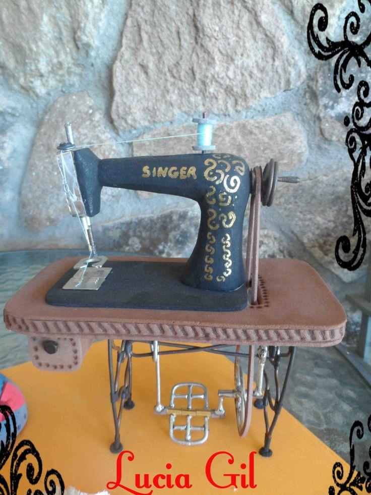 Maquina de coser de la abuela