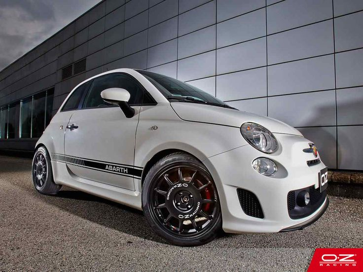 Ozracing Leggenda 500 Abarth Http Www Ozracing Com