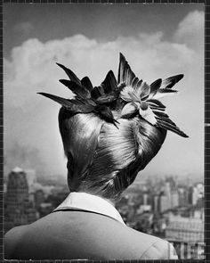 Winged victory - a hat from New York.