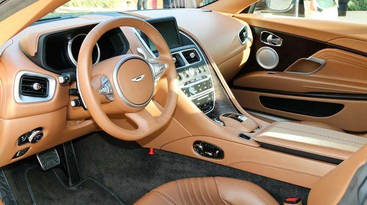 Aston Martin DB 11 Interior Pinterest: @entmillionaire