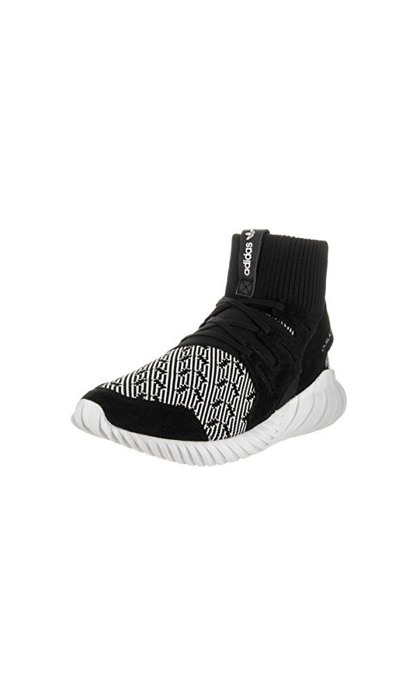 26597230077e adidas Tubular Doom (Core Black White) S80096 Men s Shoes Buy From Amazon
