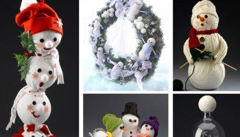 Five favorite snowman crafts (and a giveaway!)