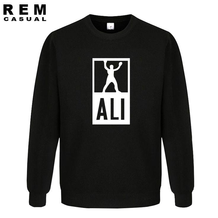 New Mens MUHAMMAD ALI  Men Casual clothing MMA Hoodies, Sweatshirts #Affiliate