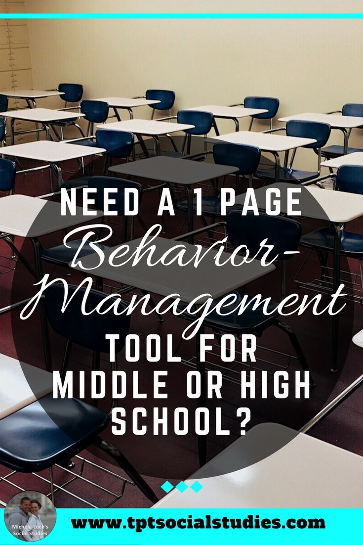 Start back to school with an easy behavior management contract ready to go for your middle and high school classes. Be prepared when your other classroom management tricks and ideas do not work and pull out this easy to complete behavior contract. Teens will understand the misbehavior and the consequences, and you can keep the contract on file for parent meetings or conferences. Find both the Spanish and English translations by clicking the link!