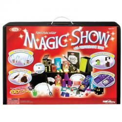 IDEAL SPECTACULAR MAGIC SHOW WITH PERFORMANCE TABLE