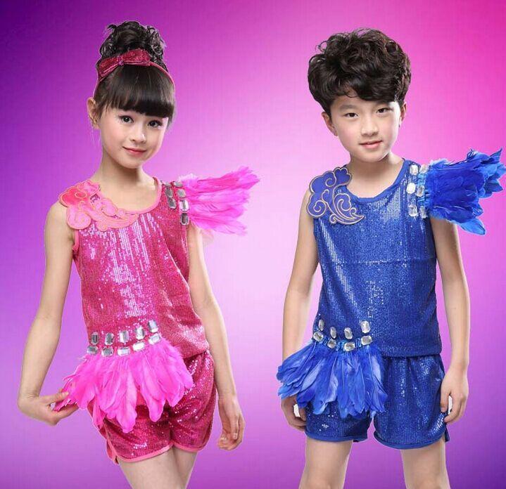 Fashiong-2015-baru-gadis-anak-laki-laki-kostum-tari-modern-Anak-anak-payet-tahap-permance-dancewear.jpg (719×696)