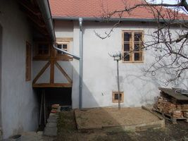 Kastlová okna - borovice