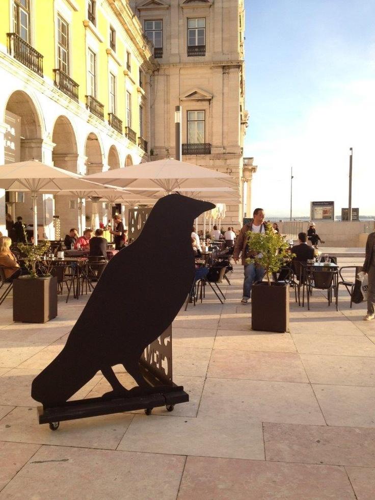 Exterior do Lisboa Story Centre