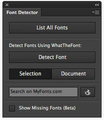 Бесплатный Photoshop шрифта Detector - Layerhero Программное обеспечение Плагин для определения шрифтов в PS