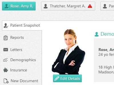Envoy Web App - User Profile