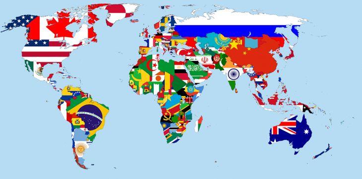 Los 10 Países Más Grandes del Mundo | Planeta CuriosoLos 10 Países Más Grandes del Mundo | Planeta Curioso