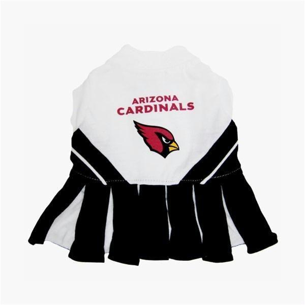 Arizona Cardinals Cheerleader Pet Dress