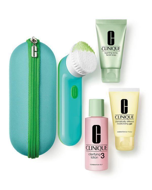 clean skin gift set