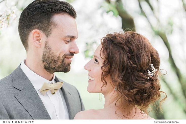 Grey wedding suit with an unique bow tie - grey wedding suits - grijs trouwpak - grijze trouwpakken - wedding - rietbergh - menswear - fashion - groom
