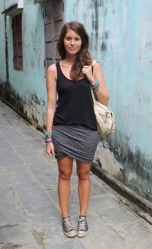 Streetstyle Iii Pendulos Opening Moda Foros Vogue Outfits Pinterest Informal Estilo