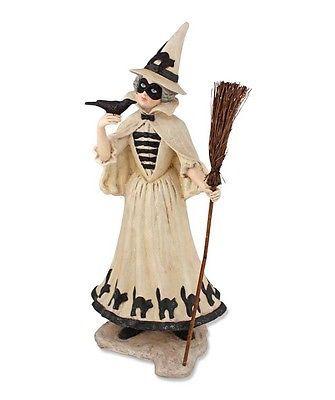 TD4035 добрая ведьма больших bethany lowe Хэллоуин фигурка кошки тыквы заклинания