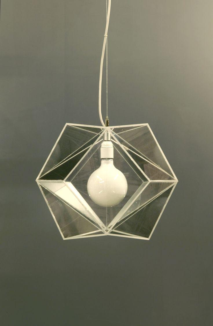 delaney lightworks - twin pendant