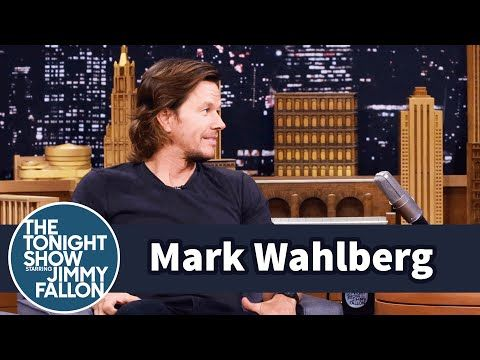The Tonight Show Starring Jimmy Fallon: Mark Wahlberg and LeBron James Might Team Up for a Movie