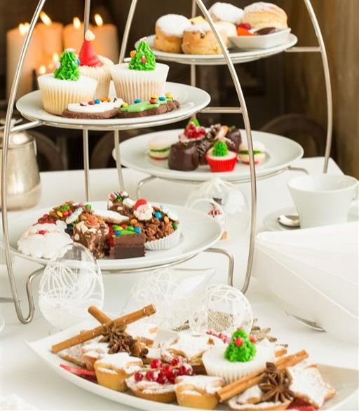 Christmas Afternoon Tea at the g! www.theghotel.ie TO BOOK email eat@theg.ie