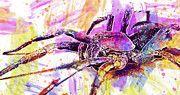 """New artwork for sale! - """" Spider Arachnid by PixBreak Art """" - http://ift.tt/2sQMiqk"""
