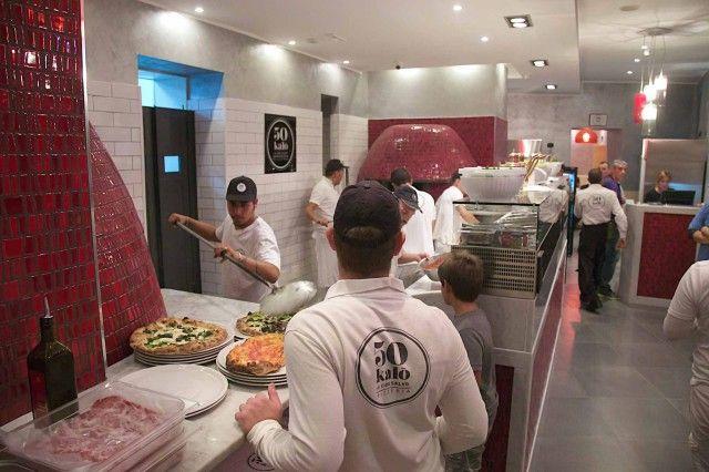 La prima tappa del percorso di ampliamento di 50 Kalò, la pizzeria di Ciro Salvo tra le preferite dei napoletani e non solo è conclusa. Dopo poco meno di 1  >>