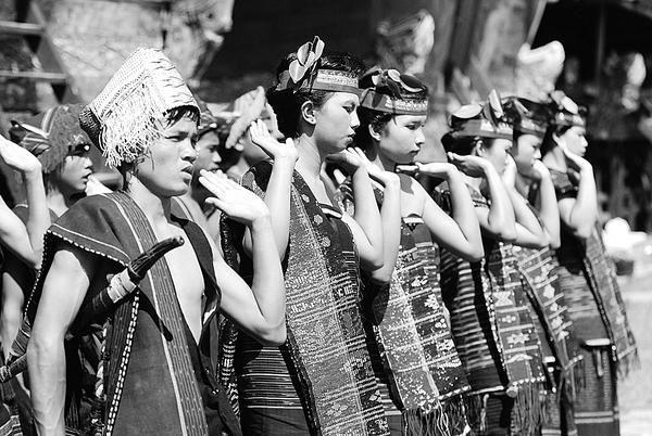 Batak Traditional Dance