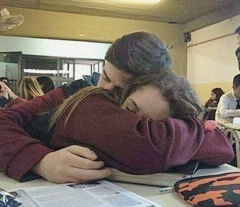 Squirrel * couple goals hugs * / * embraced couple photos / # tumblr / # couplegoals