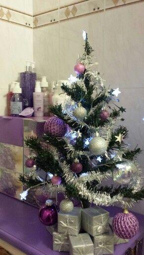 Five christmas tree!!