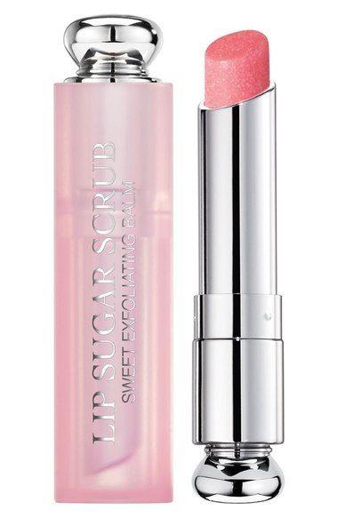 Dior Lip Sugar Scrub Sweet Exfoliating Balm available at #Nordstrom