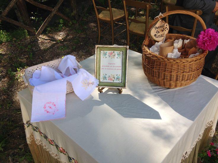 woodland wedding forest wedding For the tears of joy