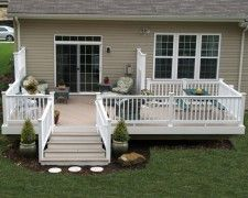 Charming Pictures of Decks for Mobile Homes Decor