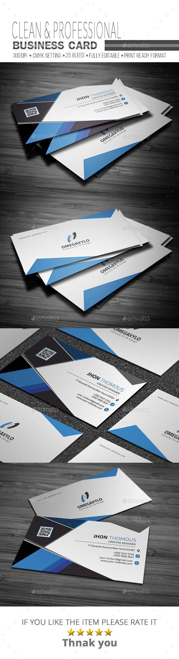 334 best Business Card Templates & Designs images on Pinterest ...